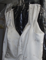 Wedding Gown Needs Sleeves