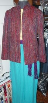 Custom Top, Pants & Jacket