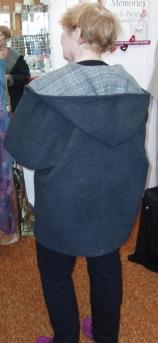 Custom Double-Faced Wool Jacket